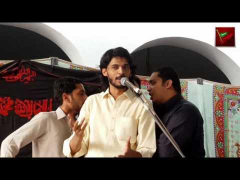 Best Mola Hussain a.s Qasida By Kamran Abbas BA Lahore