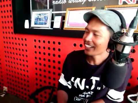 SUSIE LEGIT VISIT SERANG RADIO, NEW SINGLE CINTA GANJIL GENAP