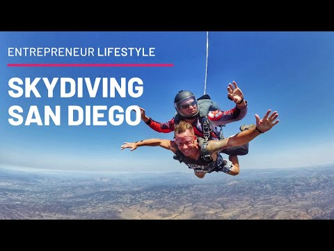 Skydiving San Diego