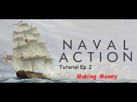 Naval Actin Beginners tutorial Ep.  2   MAKING MONEY