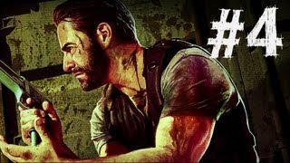 Max Payne 3 - Gameplay Walkthrough - Part 4 - BLOOD MONEY (Xbox 360/PS3/PC) [HD]