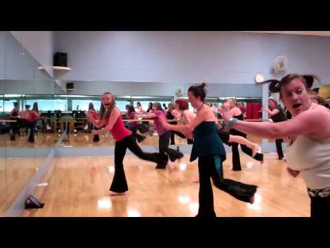 Nia 52 Moves Class SIRENS at Littleton YMCA MOVEit