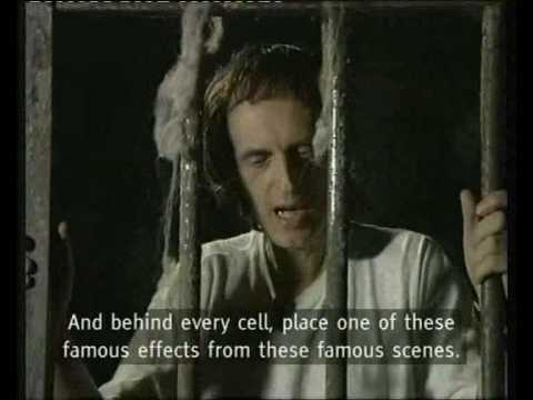 Dario Argento on his Shop and Museum