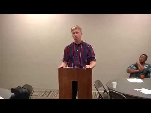 Sean Posey - Local History and Place - Lecture Series