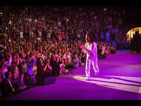 Yanni - Nostalgia (Live at International Festival of Carthage 2014, Tunisia) HD