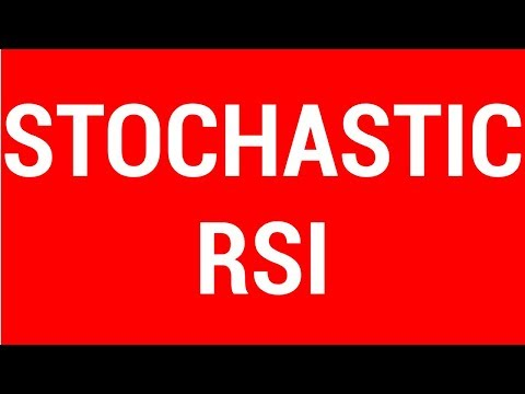 Stochastic RSI - One of Favorite Indicators for Technical Analysis | HINDI