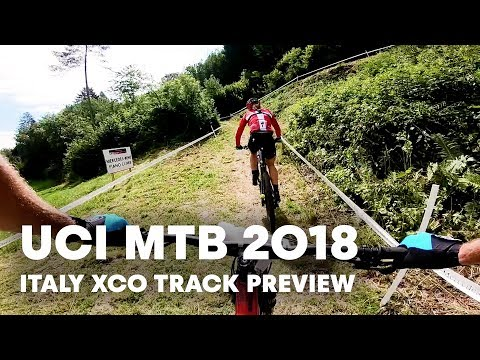 Ric McLaughlin previews the XCO track in Italy. | UCI MTB 2018