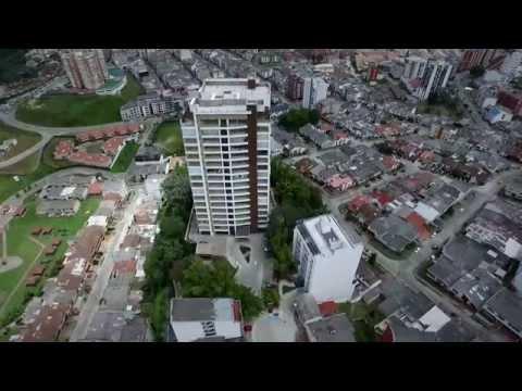 Edificio Torre Madero, Manizales HD (1080p)