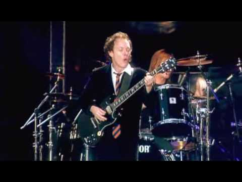AC/DC THUNDERSTRUCK (live at munich )