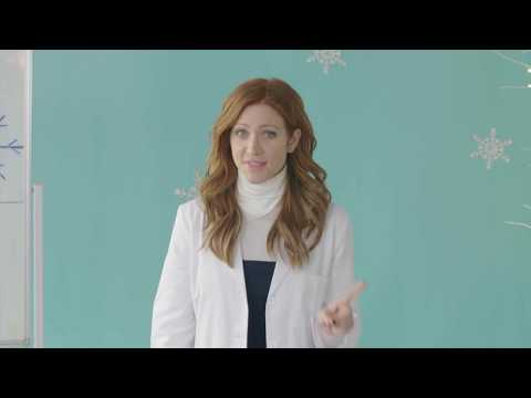 Brittany Snow Skimms the science behind snow | theSkimm