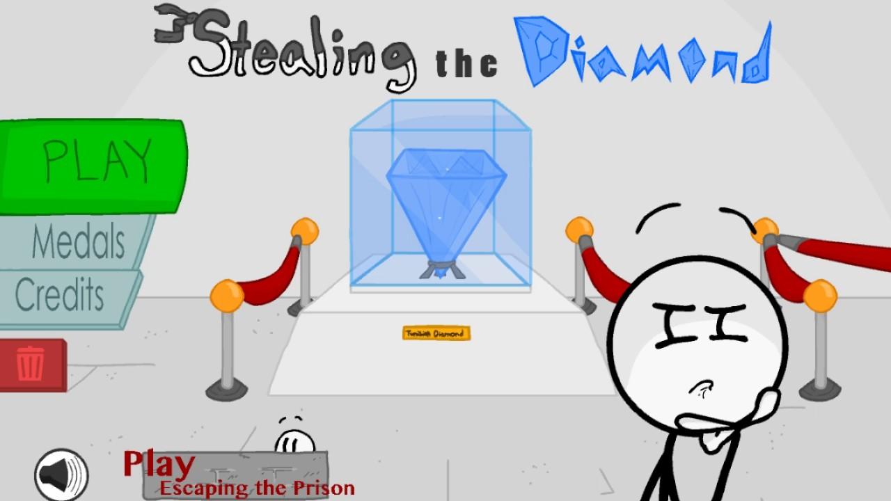 Stealing The Diamond Free