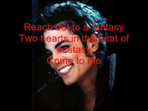The lady in my life + lyrics - Michael Jackson