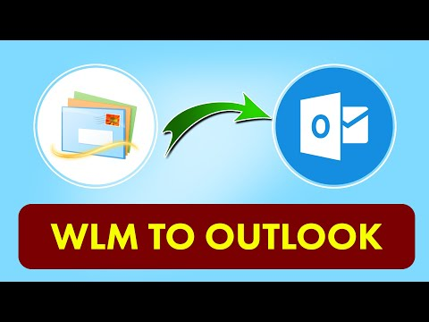 How Can I Export Windows Live Mail To Outlook On Another Computer