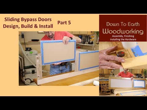 Sliding Bypass Doors Part 5