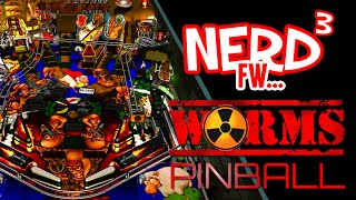 Nerd³ FW - Worms Pinball