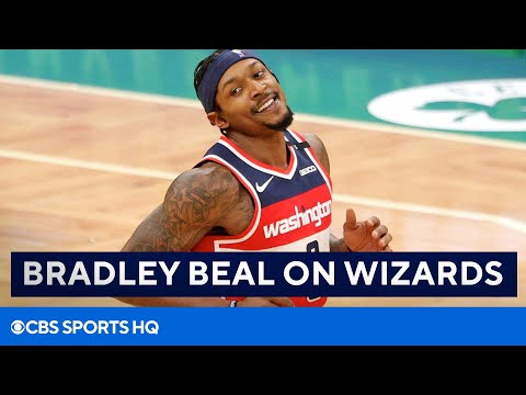 Bradley Beal on Russel Westbrook's Record, Kent Bazemore Drama, & More  CBS Sports HQ