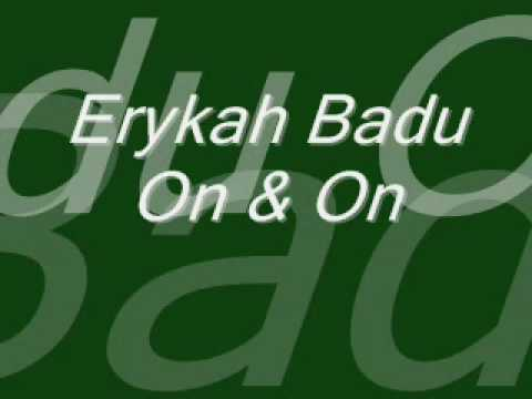 Erykah Badu  On & On Instrumental