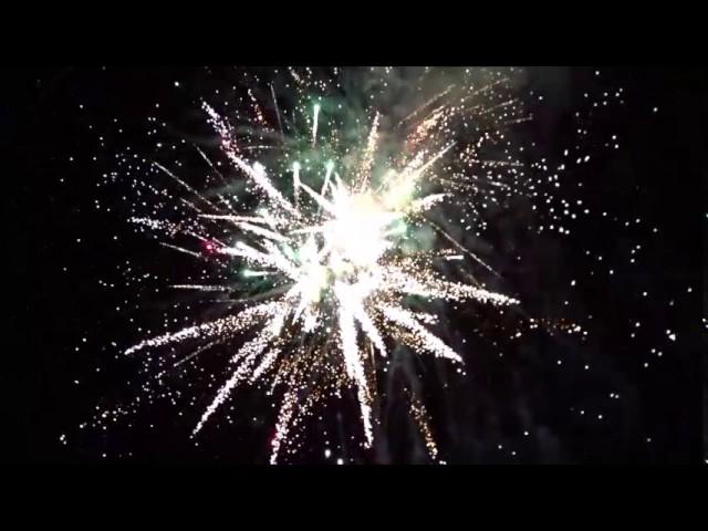 FUEGOS ARTIFICIALES 2017 EN LAS VEGUILLAS