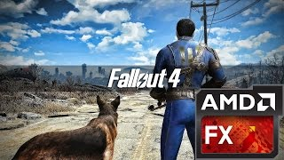 Fallout 4 on ASUS X550ZE (AMD Radeon R7 M270DX)