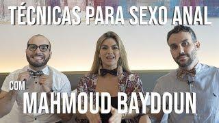 MAHMOUD (BBB18) EXPLICA +18 | TÉCNICAS PARA SEXO ANAL | SHIPPEI #MILLY com MICO FREITAS