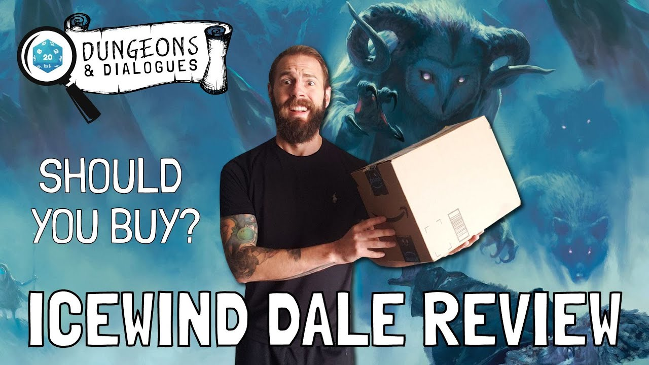Icewind Dale - Should you Buy? | D&D Review and Highlights