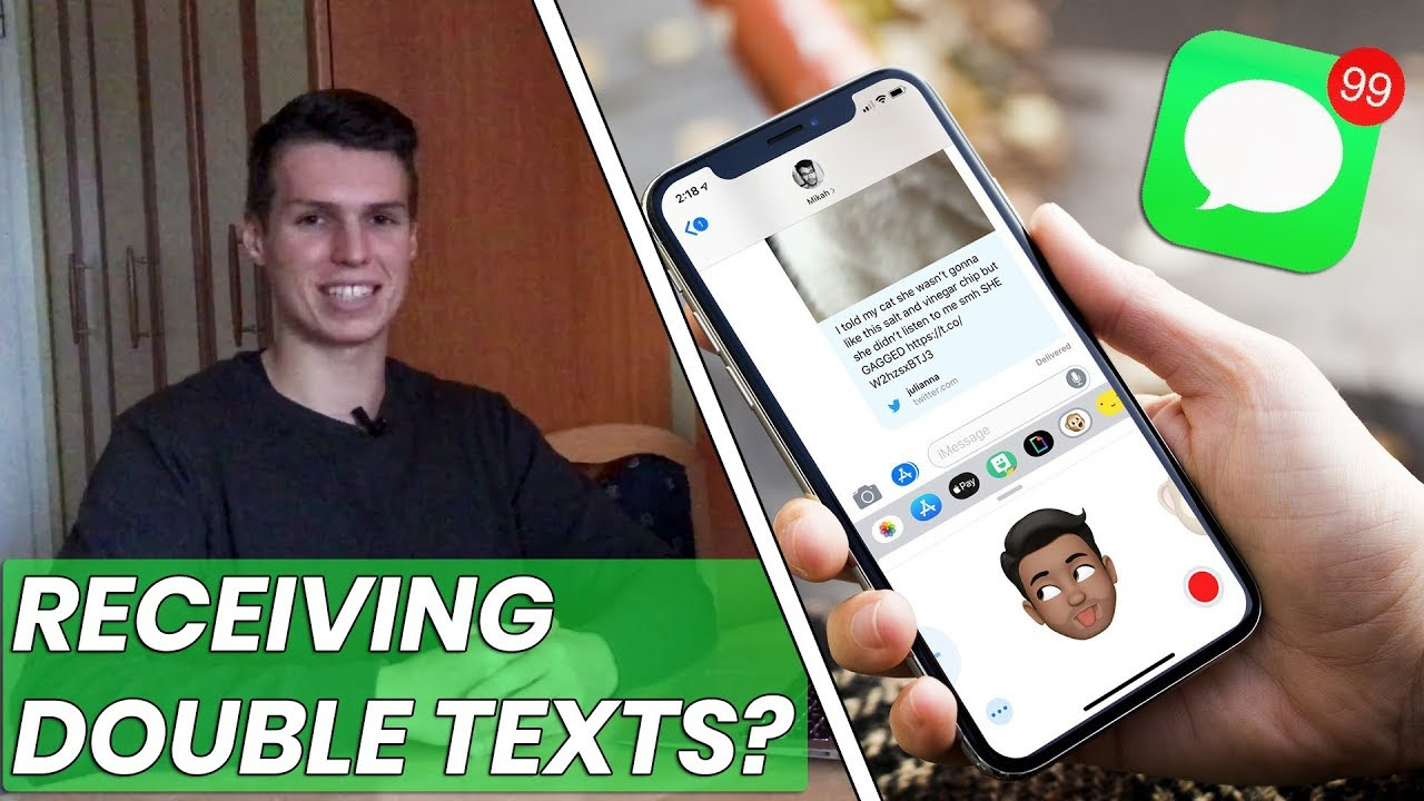 How To Fix Receiving Duplicate Text Message Notifications on iPhone!