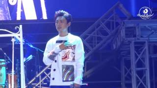 [Fancam] 160917 Wangqing at SILENCE Wang Concert [角雕与松鼠]