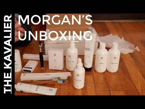 First Delivery - Morgan's Basics Subscription || Unboxing and pre Review