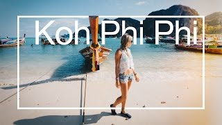 Thailand Travel Vlog - Backpacking Koh Phi Phi is amazing!