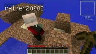 Minecraft: SkyBlock #1 - Raider и Юрок(, 2012-05-14T16:08:37.000Z)