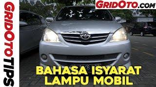 Bahasa Isyarat Lampu Mobil I GridOto Tips