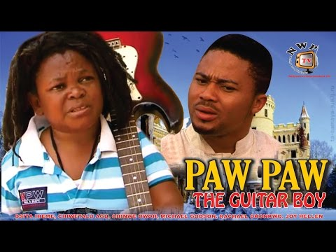 PawPaw the Guitar Boy     - 2014 Latest Nigerian Nollywood Movie