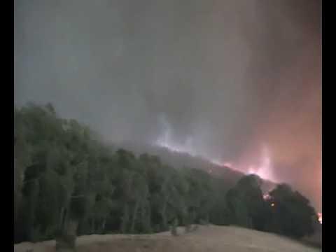 Black Saturday Bushfires St Andrews Vic Australia