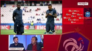 Football : les leçons de France-Australie