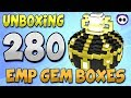 UNBOXING 280 EMPOWERED GEM BOXES IN TROVE! - AFTER Eclipse