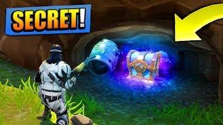 Fortnite Secret chest!!!