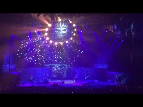 Iron Maiden- Blood Brothers          @BarclaysCenter