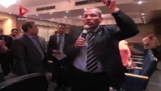 بالفيديو| علاء عبدالمنعم عن مرتضى منصور: