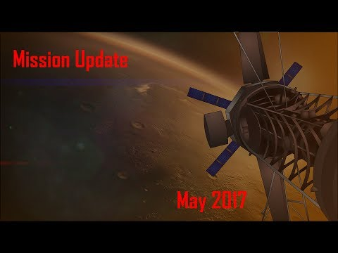 Mars Mission Update: May 2017