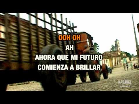 "Pero Me Acuerdo De Tí in the Style of ""Christina Aguilera"" with lyrics (no lead vocal)"