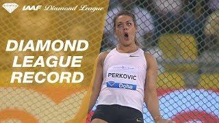 Sandra Perkovic Wins Women's Discus Throw - IAAF Diamond League Doha 2018