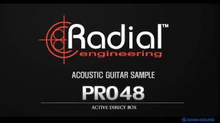 [SAMASOUND] Radial - Pro48