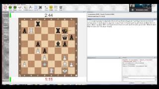 Английское начало № 7.(Добро пожаловать в удивительный мир шахмат! Наше сообщество вк http://vk.com/chessclubfenix., 2014-09-03T17:40:19.000Z)