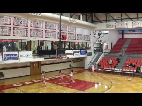 Women's Basketball - Mineral Area College vs. Lincoln Trail College