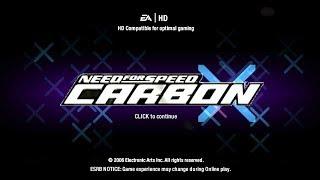 NFS Carbon REMASTERED 2018 - Darius OVERTAKEN! - Lamborghini CENTENARIO