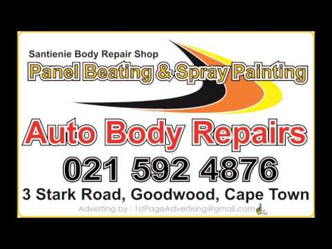 Santienie Body Repairs Panel beaters Goodwood, Cape Town: 021 592 4876