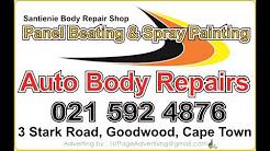 Santienie Body Repairs Panel beaters Goodwood, Cape Town: 021 592 4876