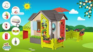 Domček pre záhradníka Garden House Smoby