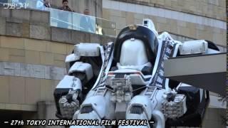 (C) 2014 HEADGEAR/ 「THE NEXT GENERATION -PATLABOR-」製作委員会 【TBTV速報】http://twitter.com/tbtvtwit 【Tokyo Borderless TV】 ...