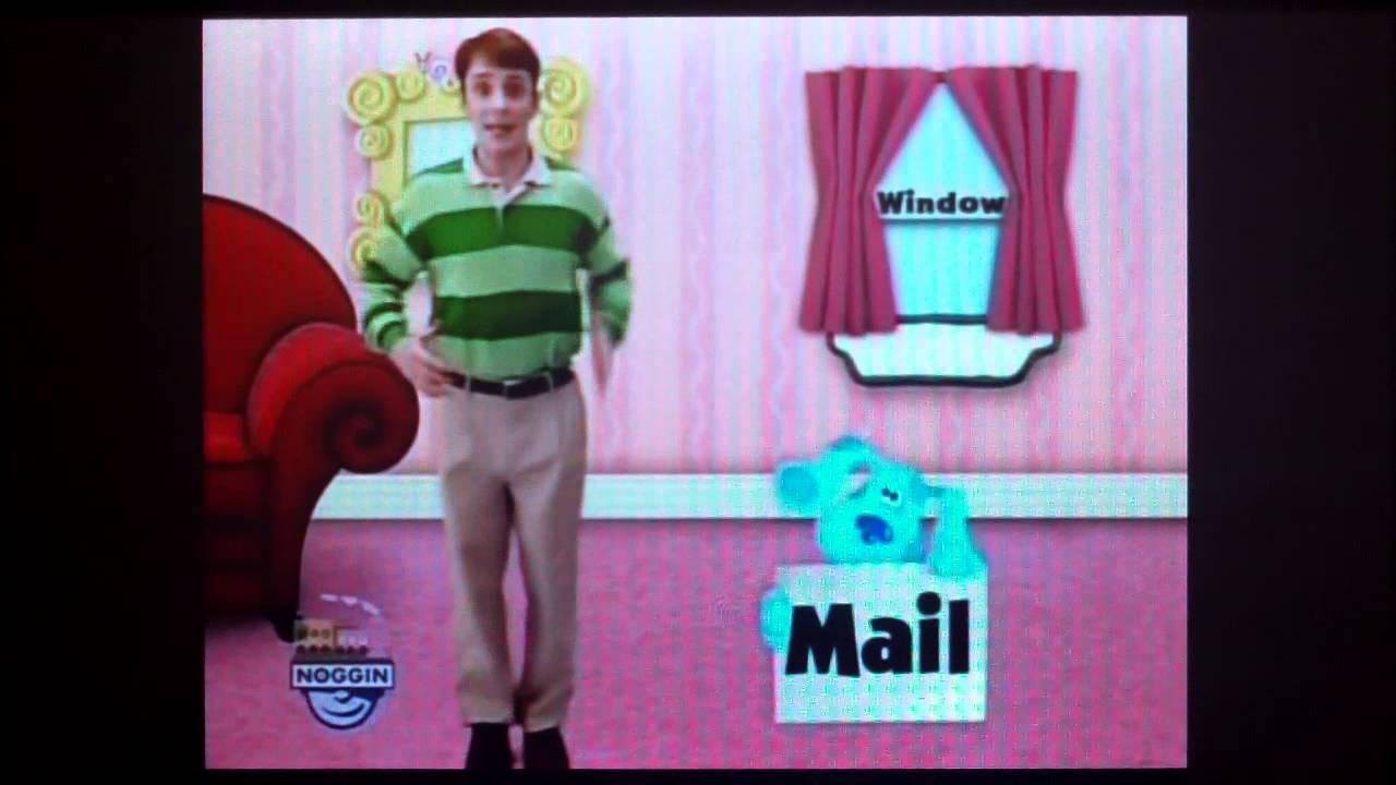 blue u0027s clues mailtime theme season 2 theme 7 youtube